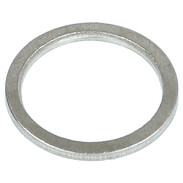 "gasket 1/4"", aluminium 14 x 18 x 1,5 mm"