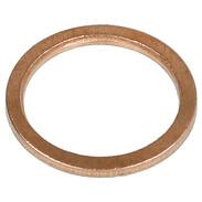 "gasket 1/2"", copper 21 x 26 x 1,5 mm"