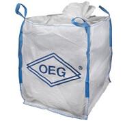Big Bag closable with lifting loops
