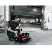 Wera 2go XL tool container 05004357001