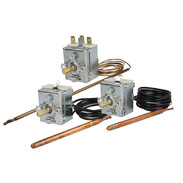 Capillary temperature control thermostats TR