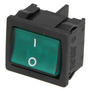 ON/OFF switch green 95325027