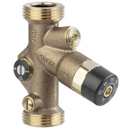 "Easytop circulation regulation valve in DN20 with 1"" G"