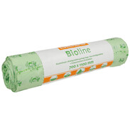 Bioline organic waste bags 120 litres