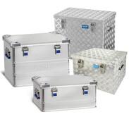 Transportboxen aus Aluminium