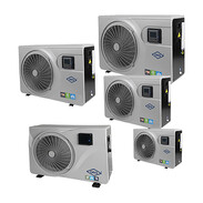 OEG pool heat pumps with inverter technology and titanium heat exchanger