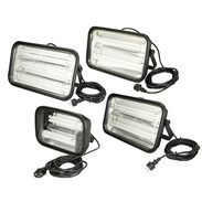 Professional work lamps