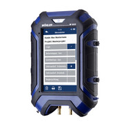 Pressure measurement instrument M603 for gas lines and water pipes