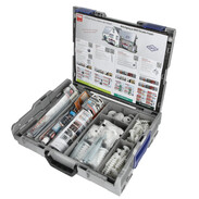 L-Boxx assortment for fixings and assemblies in thermal insulation composite systems