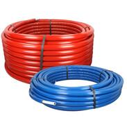 Multi-layer composite pipe with insulation