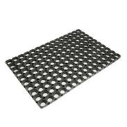 Rubber honeycomb foot mat