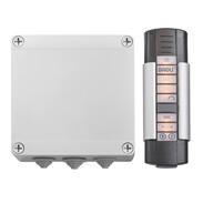 Remote control for BADU®JET counter current unit