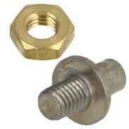 Perge Door mounting knob