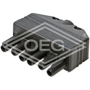 6-pole plug tbv GS/BS