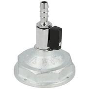 "Test cap single-pipe PK 25-1 1 tap 2"""