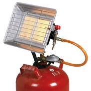 Infrared gas heater INFRASTAR