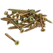 Chipboard countersunk screw with I-star, Torx