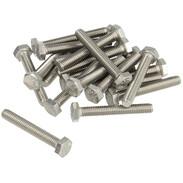 Hexagon screw stainless steel