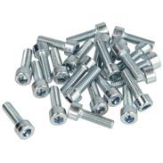 Cylinder screw with hexagon socket