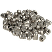 Cap nuts, stainless steel