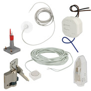 Busch-Jaeger accessories for flush-mounted switch range