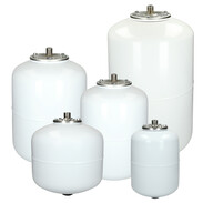 Expansion vessels for domestic hot water