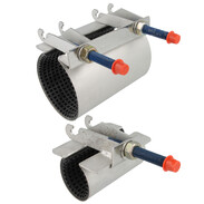 Sealing clamps Unifix type Middle