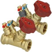Heimeier STAD balancing valve