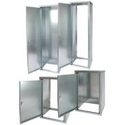 Cylinder cabinet for 11 and 33 kg cylinders