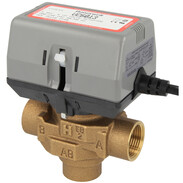 Honeywell motorised valves
