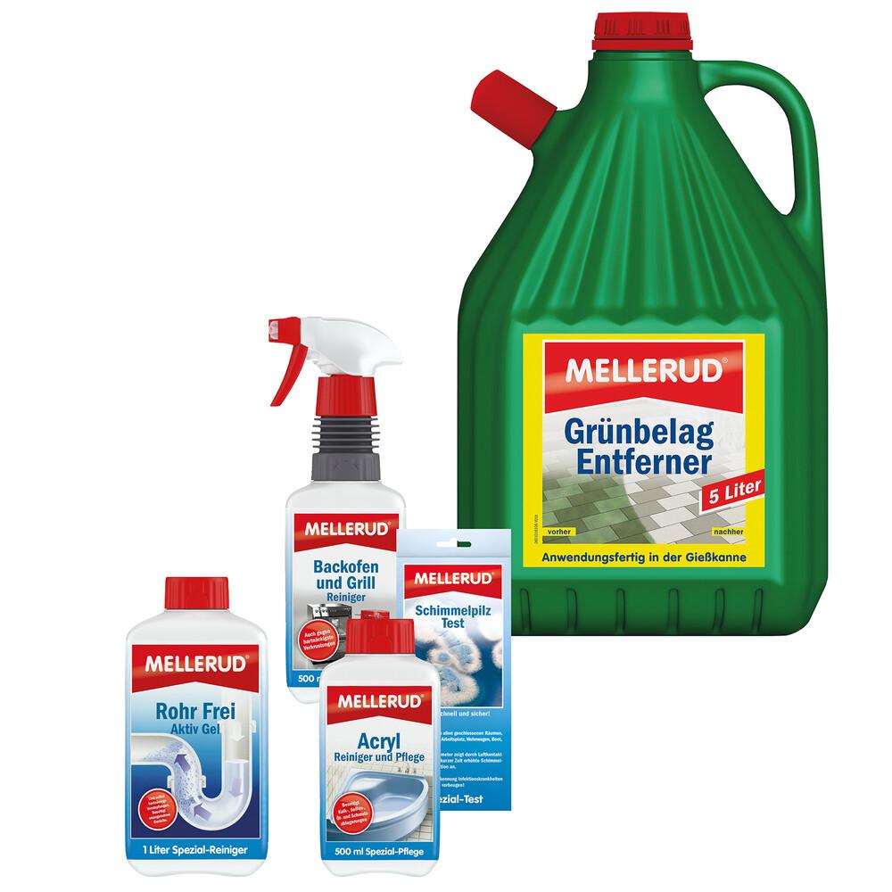 Reinigungs- und Pflegemittel - OEG Webshop