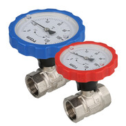 WESA-ISO-Therm ball valve