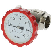 WESA-ISO-Therm pump ball valve