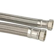 Flexible connection hoses DN 32