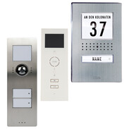 Video door intercom systems