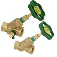 KFR valves with rising stem