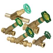 KFR valves with non-rising stem
