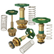 Bonnets for KFR valves