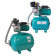 WILO garden pump JET HWJ with pressure vessel