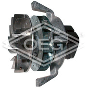 Unical Fan motor with impeller