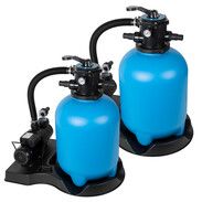 Sand filter system ECO
