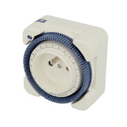 Theben Timer 26 - 24 h UTE socket timer analogue single channel