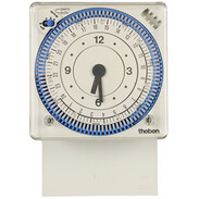 Theben timer SYN 169 S, analogue timer, wall/front panel inst., 1-channel, 230V~