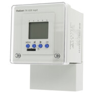 Theben TR635 TOP, digit. timer, wall/ front panel mounting, 1 channel, 230 V