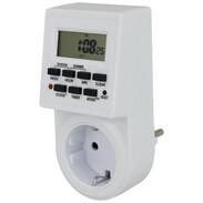 Plug-in timer digital