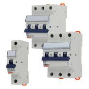Gewiss circuit breakers