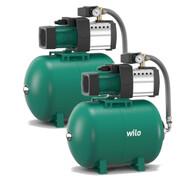 WILO garden pump HIMULTI 3 H with pressure vessel