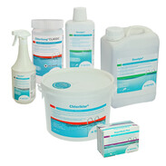 Bayrol pool chemicals
