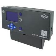 Control panel with heating regulator KMS-D+ incl. sensor and burner plug