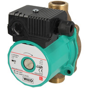 WILO circulation pump STAR Z for drinking water circulation systems